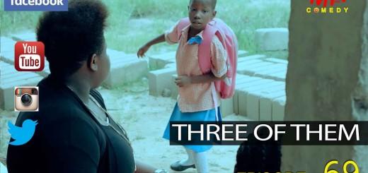 Video (skit): Mark Angel Comedy episode 69 – Three of Them (Little Emanuella)