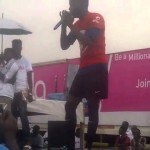 Video (stand-up): Akpororo Makes Fun of Fat People & More at Outdoor Yuboss Event 2016