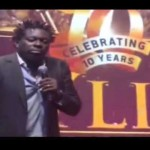 Video (stand-up): Klint Da Drunk With a Funny Performance at AY Live 2016 (full)