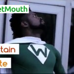 Video (skit): Basketmouth To The Rescue as Captain Wasteman The Super Hero