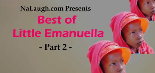 Video (skit): Best of Little Emanuella – Part 2 (Mark Angel Comedy)