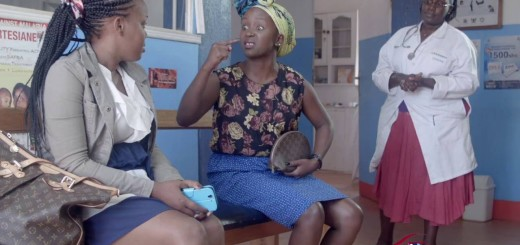 Video (skit): Kansiime Anne – I Came Before You