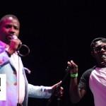 Video (stand-up): AY Comedian and Okey Bakassi at Crack Ya Ribs London Show