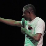 Video (stand-up): Comedian Bash at Stand Up Nigeria Show