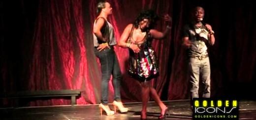 Video (stand-up): Julius Agwu Crack Ya Ribs Texas Show With Funny Bone, MCPC and More