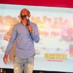 Video (stand-up): Ushbebe Narrates Different Visa Interviews at Kiss Daniel Album Launch