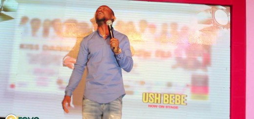 Video (stand-up): Ushbebe Narrates Different Visa Interviews at Kiss Daniel Album Launch