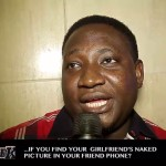 Video: What Would You do If You See Your Girl's N*des on Your Friend's Phone? Comedians Answer