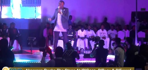 Video (skit): Akpororo Explains The State of the Nation at D Good D Bash and D Funny Show