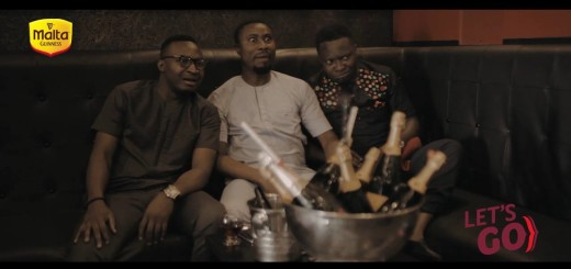Video (skit): Champagne vs Malta Guiness at The Club – Basketmouth, Ajebo, Senator, Funny Bone & Odogwu