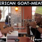 Video (skit): Frank Donga and Aphricanape in America – American Goat Meat