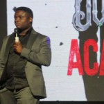 Video (stand-up): Comedian Acapella Introduces D'Banj And No One Knows Him