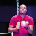Video (stand-up): Comedian Otega Shows What Would Happen if He Was a Boxer