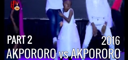 Video (stand-up): Emmanuella, Akpororo, Seyi Law, Gordons and More at Akpororo vs Akpororo 2016