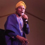 Video (stand-up): Singing Comedian Kenny Blaq Performing at Gbenga Adeyinka's Laffmattazz