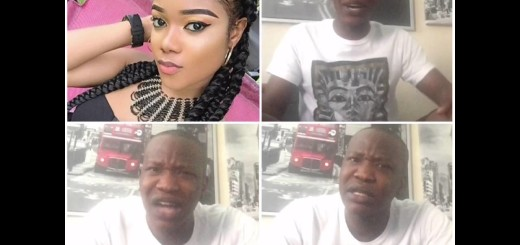 """Video: Aphricanape Answers Pretty Girl's Question – """"Will You Slap Me For $10M?"""""""