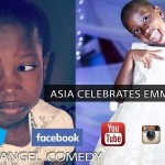 Video: Mark Angel Comedy's Emmanuella Get Birthday Wishes From Asia