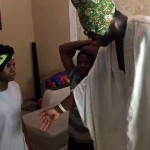 """Video (skit): Crazeclown and Ade – The Robbery """"armed robber like you wearing slippers"""""""