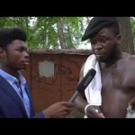 Video (skit): Crazeclown Complains About The Economy And Performs Wonders