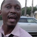 """Video (skit): Frank Donga Sees Self-Driving Car in Lagos """"maybe they are findin' driver"""""""