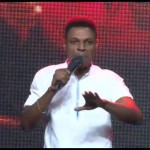 Video (stand-up): Comedian Freemouth Makes Fun Of Patience Jonathan at Akpororo vs Akpororo 2016