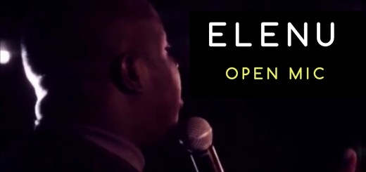 Video (stand-up): Elenu Performing at Jokes Alone Comedy Show