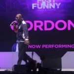 "Video (stand-up): Gordons Dragged Off Stage After Saying ""if una see Buhari tell him he's a MUTHAF**A"""