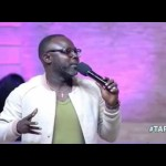 Video (stand-up): MC Abbey and Still Ringing Performing At African Praise Event