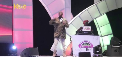 Video (stand-up): Seyi Law, Akpororo and Gordons Fooling Around on Stage at Akpororo vs Akpororo 2016