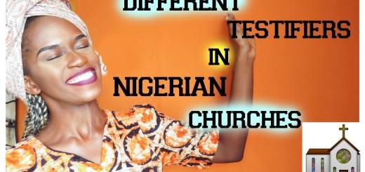 Video: Maraji – Different Types of Testifiers in Nigerian Churches