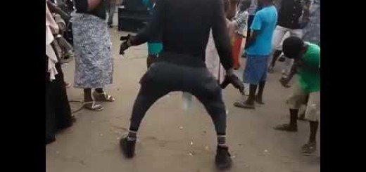 Video: More Crazy Dance Moves From Akpororo