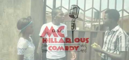 Video (skit): MC Hilarious – School Girl