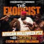 "Video (skit): Wowo Boyz – The Exorcist ""about a week ago – week ago"""