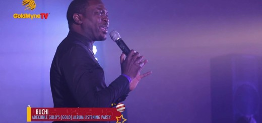 Video (stand-up): Comedian Buchi With Some New Material at Adekunle Gold Album Party