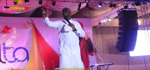 Video (stand-up): Gordons Gives Props To Warri People At OneDelta Concert