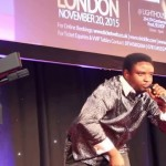 Video (stand-up): Comedian Acapella With A Funny Set at AY Live London (20 mins)
