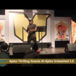 Video (stand-up): Comedian Ajebo Explains Why All Parents Lie at Ajebo Unleashed 3.0