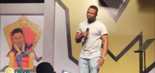 Video (stand-up): Comedian Funnybone Performing at Ajebo Unleashed 3.0 2016