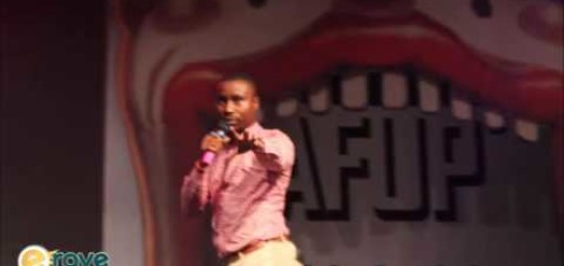 Video (stand-up): Comedian Senator Talks About Dogs Named Buhari and his Baby