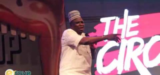 Video (stand-up): Gbenga Adeyinka Talks About Visiting A Lion and More
