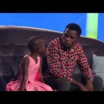 Video: Emmanuella on Kids Say The Darndest Things TV Show (part 1)