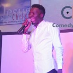 """Video (standup): Akpororo Goes In on VIP Audience Members Not Laughing """"na me be Buhari?"""""""