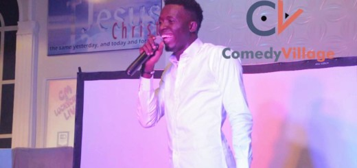 "Video (standup): Akpororo Goes In on VIP Audience Members Not Laughing ""na me be Buhari?"""