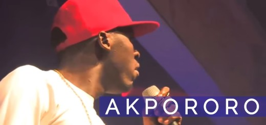 Video (standup): Akpororo Makes Fun of Other Comedians at Shakara and The Gang 2016 (15 mins)