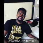 Video: Nigerian Comedians Do The Laughter Challenge – Basketmouth, Akpororo, I Go Dye, Ajebo and More