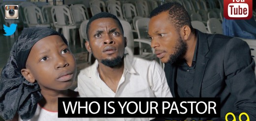Video (skit): Mark Angel Comedy episode 99 – Who Is Your Pastor? (Emmanuella)