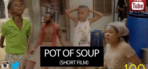 Video (skit): Mark Angel Comedy episode 100 – Pot of Soup (Emmanuella)