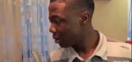 Video (skit: Ade and his father)