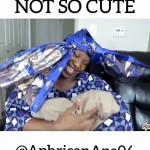 Video (skit): Aphricanape – Cute Baby