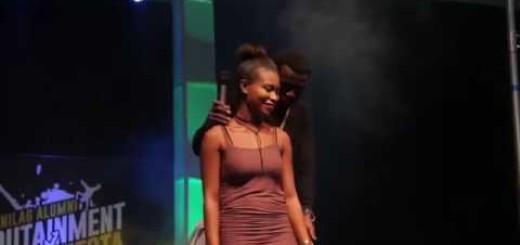 Video (standup): Akpororo rocks Unilag babe on stage